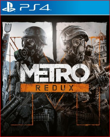 METRO REDUX PS4 MÍDIA DIGITAL