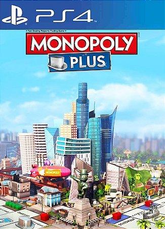 MONOPOLY PLUS PS4 MIDIA DIGITAL
