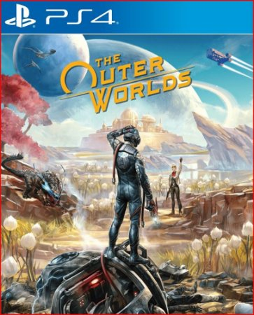 The outer worlds ps4 midia digital