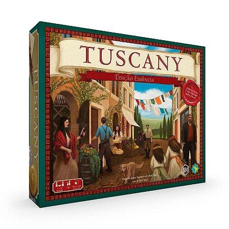Tuscany: Edição Essencial - Expansão de Viticulture