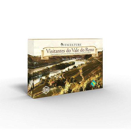 Viticulture: Visitantes do Vale do Reno
