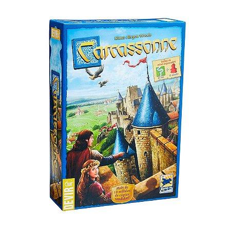 Carcassonne - Segunda Edição