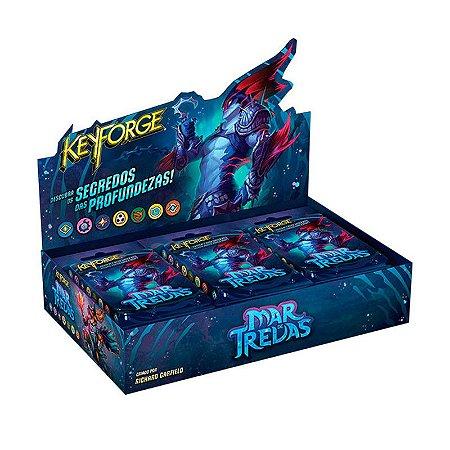 KeyForge Mar de Trevas (Deck Display)