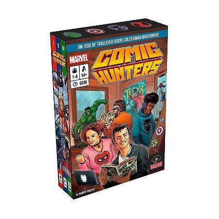 Marvel Comic Hunters