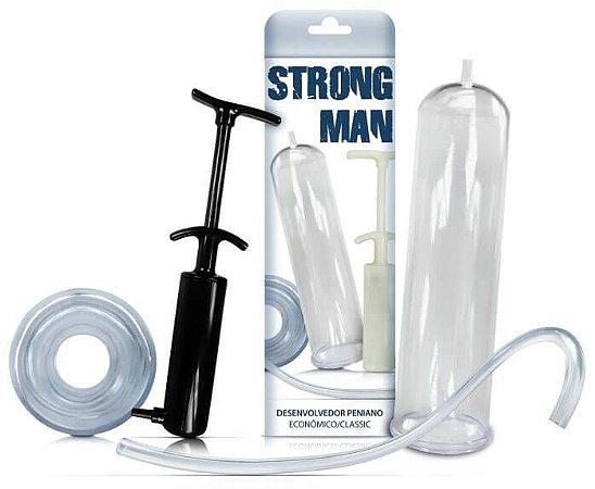 Bomba Peniana Strong Man