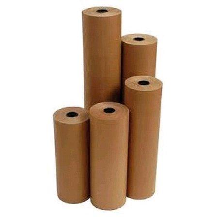 Bobina papel Kraft gramatura 80 / unidade