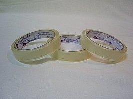 Fita adesiva cristal 12mm x 40m (EMBALANDO) pacote com 20 rolos