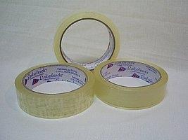 Fita adesiva cristal 25mm x 50m (EMBALANDO) pacote com 10 rolos