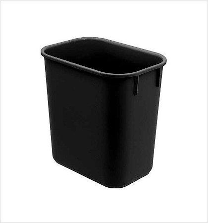 Cesto Acrimet para escritorio 571 retangular 12 litros