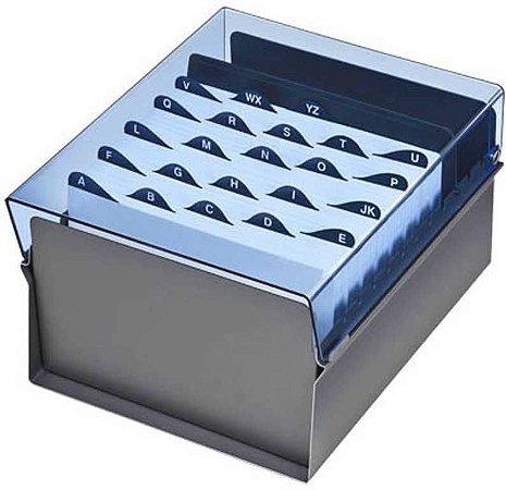 Fichario Acrimet 923 de mesa para ficha 5x8 com indice