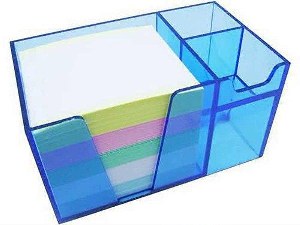 Organizador de mesa Acrimet 956 Com papel colorido