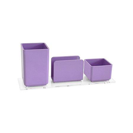 Porta lapis/clips/lembrete sem papel Acrimet 940
