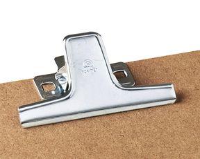 Kit com 10 Prendedor metálico tradicional  30855