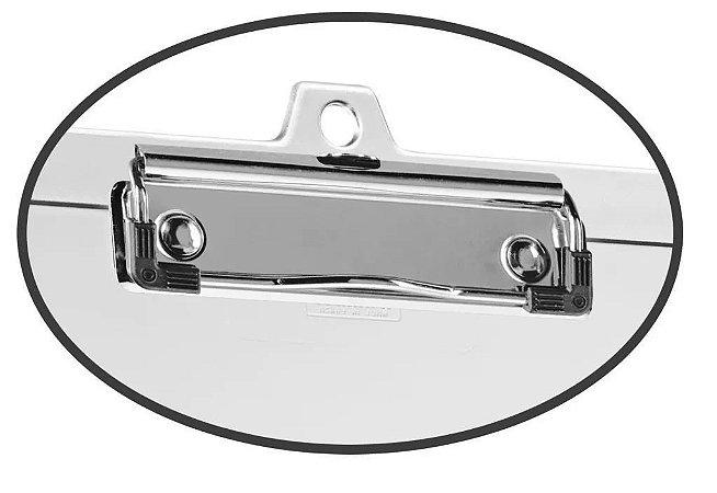 Kit com 10 Prendedor metálico wire clip 30377