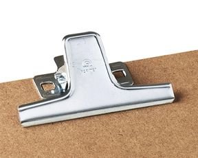 Kit com 50 Prendedor metálico tradicional 30855