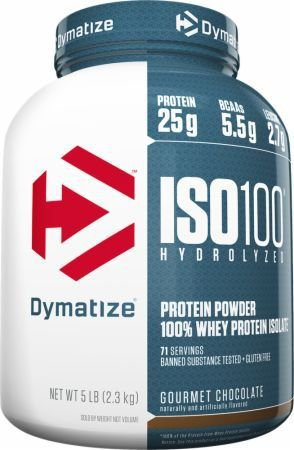 Whey Protein ISO 100 5 LB - Dymatize