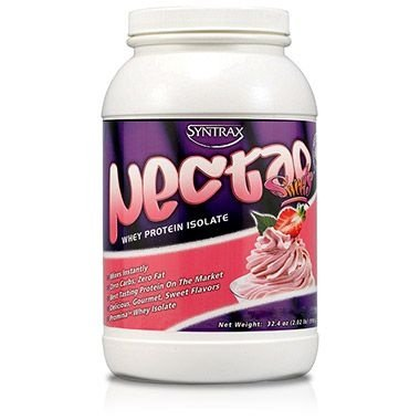 NECTAR WHEY PROTEIN ISOLATE 2 LB - SYNTRAX
