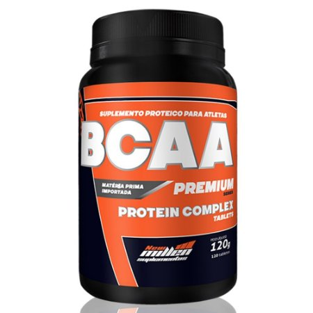 BCAA Protein - 120 Tabletes - New Millen