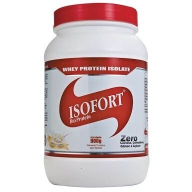 Whey Protein Isofort 900 grs