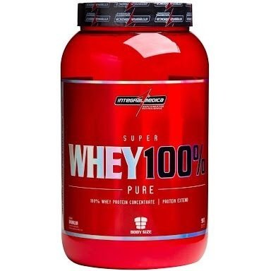 Whey protein 100% integralmedica 900grs