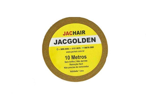 Fita Amarela dupla face 10 metros + Removedor de Resíduos de cola 100mL