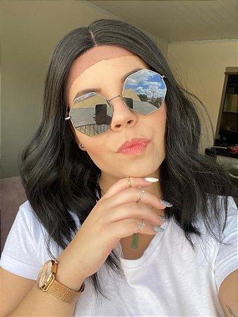 Front Lace Ondulada Sun Kiss + Creme + Touca Brinde Jachair