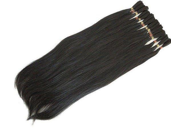 Mega Hair Fio A Fio Cabelo Humano 35cm 50g Jachair
