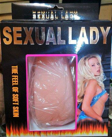 Vagina Sexual Lady Masturbador em Cyberskin