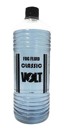 Fluido Para Maquina De Fumaça Volt Aromas 1 Litro