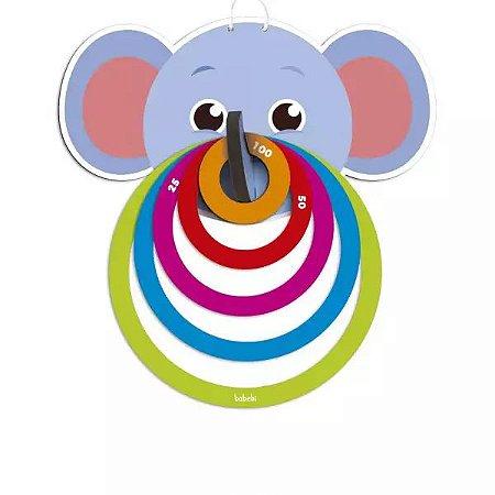 Lança Argola - Elefantinho