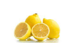 Limão Siciliano - aparência rústica - pct com 5 unds