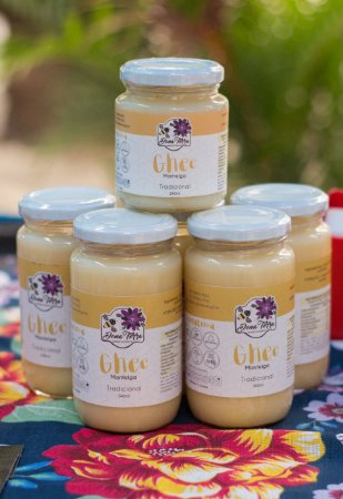 Manteiga Ghee Natural - 240ml