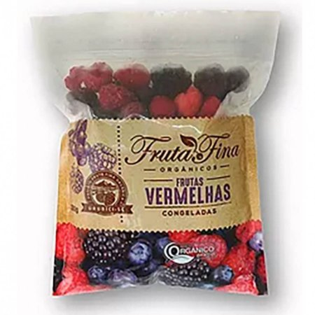 Frutas Vermelhas Congeladas - pct 300g
