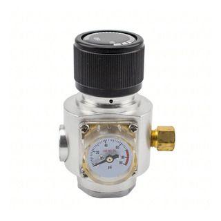 Mini Reguladora Profissional de CO2 para cilindros de 16/32G