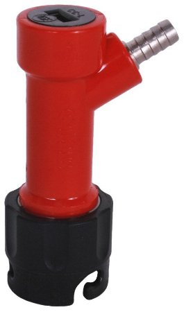 Conector Pin Lock Líquido (vermelho e preto) - Espigão