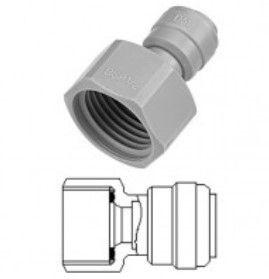 DMFit Engate Rapido 3/8 X BSP Femea 5/8 AFAB0608F