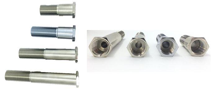Prolongador em Inox 120mm