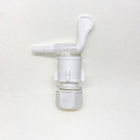 """Torneira de plástico 3/4"""" com Anti Sedimento"""