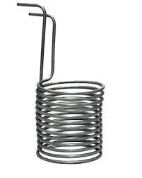 "Chiller de Alumínio 3/8"" - 7,5m haste curta"