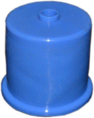 Tampa de borracha nr. 4A - com furo de 9mm (para galão 20l)