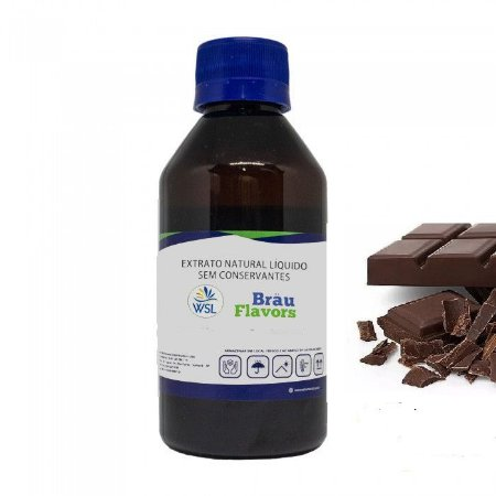 Extrato Natural de Chocolate 50g