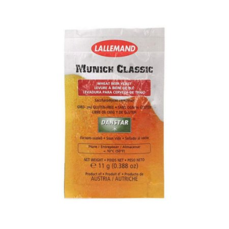Fermento / Levedura Lallemand Munich Classic 11g
