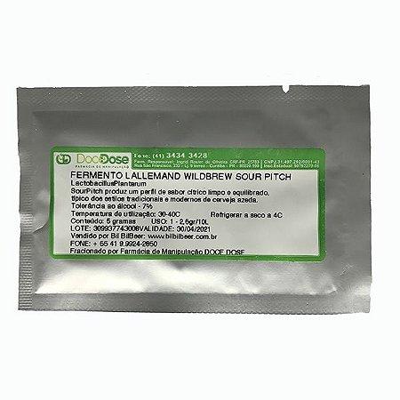 Lactobacillus / Wildbrew Lallemand Sour Pitch 5g