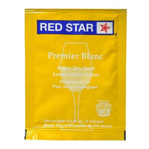 Fermento / Levedura Red Star - Premier Blanc