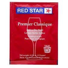 Fermento / Levedura Red Star - Premier Classique 0,05g