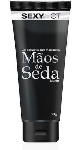 LUBRIFICANTE MÃOS DE SEDA SILICONADO 30G