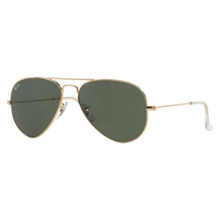 Óculos de Sol Unissex Aviador Classic Ray Ban