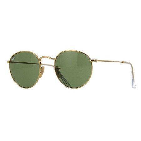 Óculos de Sol Redondo Unissex Round Ray Ban