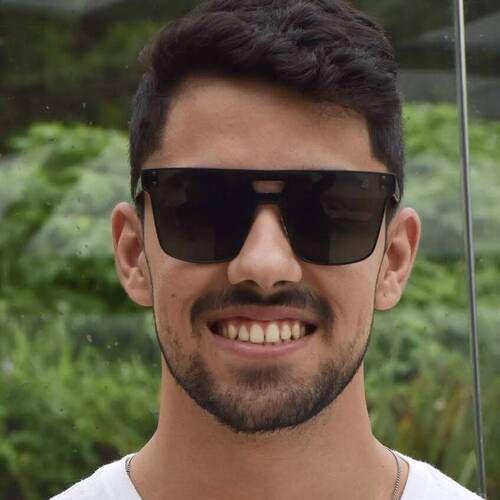 Óculos de Sol Unissex Quadrado