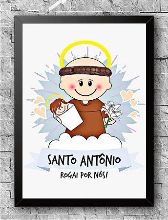 Quadro Santo Antônio